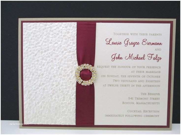 Jeweled Wedding Invitations 1000 Ideas About Bling Wedding Invitations On Pinterest