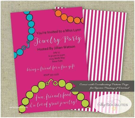 Jewelry Party Invitation 1000 Images About Business Day Advertisement On Pinterest