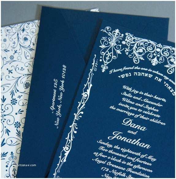 Jewish Wedding Invitations Online Jewish Wedding Invitations – Gangcraft