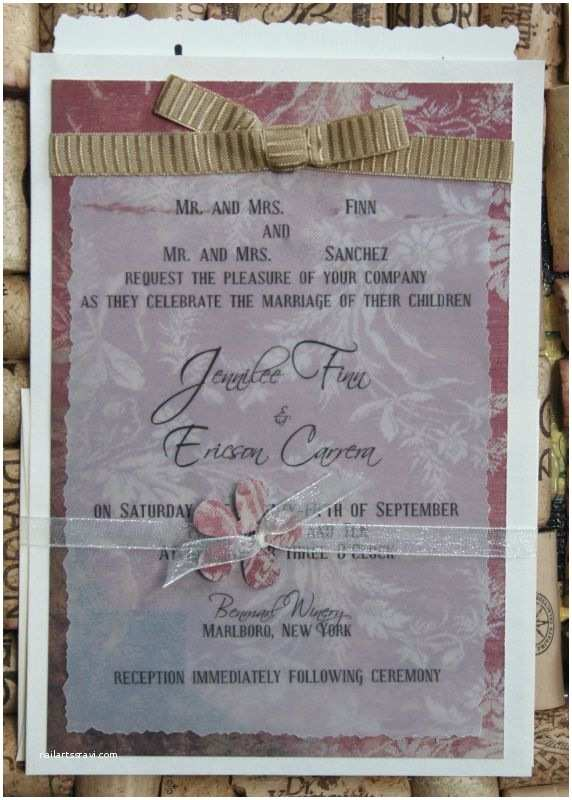 Joann Fabrics Wedding Invitation Kits 11 Best Wedding Invitations and Stationary Images On