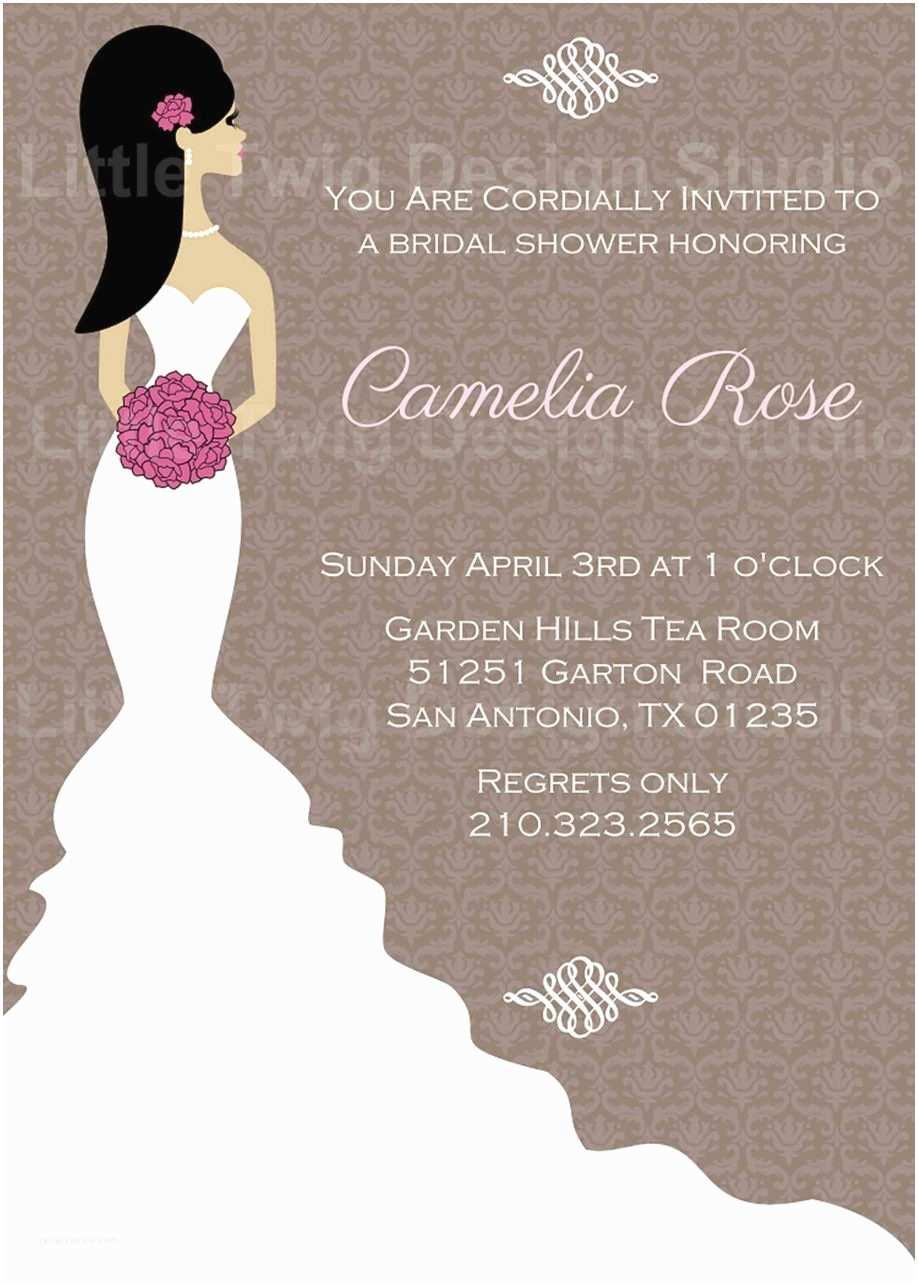 Joann Fabrics Wedding Invitations Rustic Elegant Wedding Shower Invitations Boho Elegance