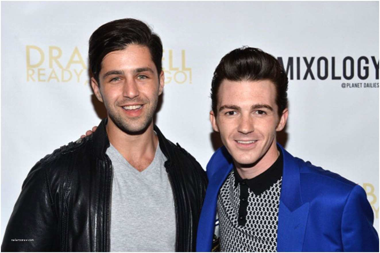 Josh Doesnt Invite Drake to Wedding Drake Bell Wasn T Invited to Drake & Josh Co Star Josh