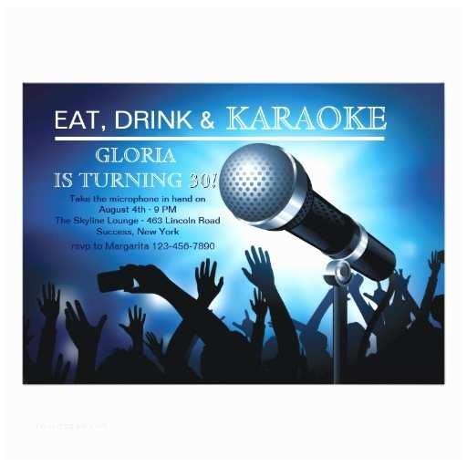 Karaoke Party S Karaoke Night Adult Birthday Party