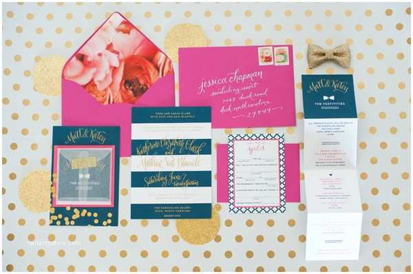 Kate Spade Wedding Invitations View More