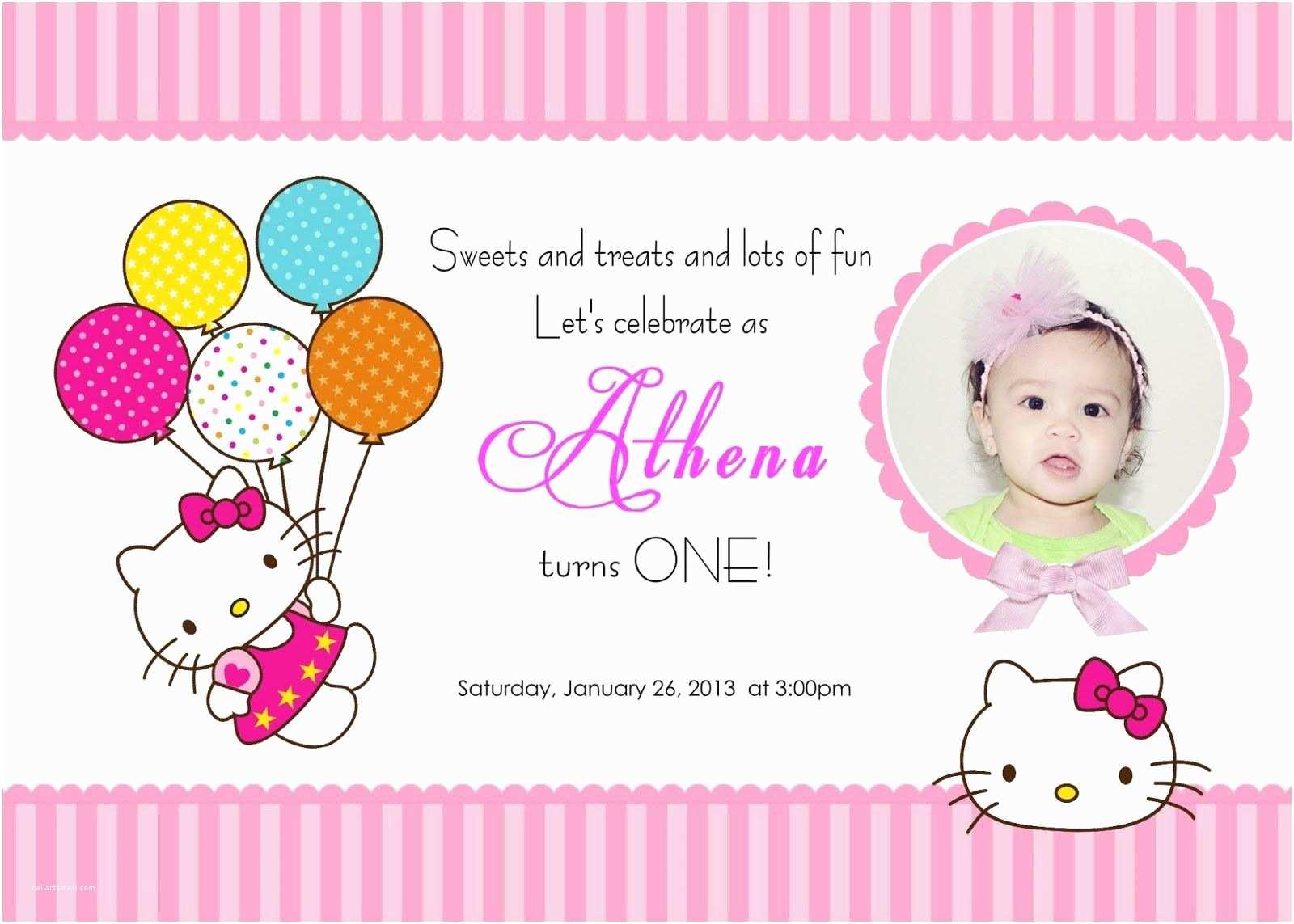 Kids Birthday Invitation Wording Download now Free Template Kids Birthday Party Invitation
