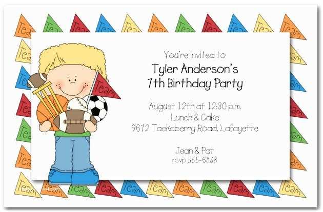 Kids Birthday Invitations Kids Birthday Party Invitations