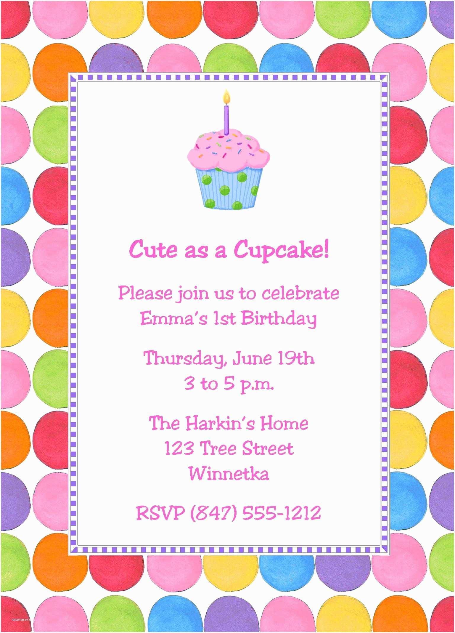Kids Birthday Party Invitations Kids Birthday