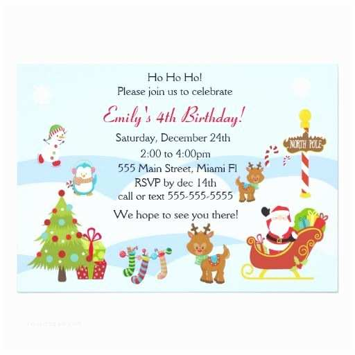 Kids Christmas Party Invitations 269 Best Images About Kids Birthday Party Invitations On