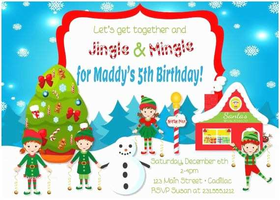 Kids Christmas Party Invitations 66 Best Fabpartyprints Fabulous Party Invitations Images