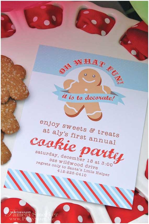 Kids Christmas Party Invitations Items Similar to Oh What Fun Christmas 2011 Holiday
