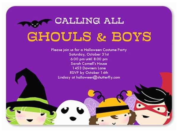 Kids Halloween Party Invitations 18 Halloween Invitation Wording
