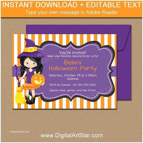 Kids  Party Invitations Printable Kids  Invitation Kids