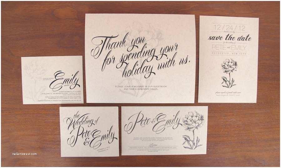Kinkos Wedding Invitations Diy Wedding Cards Invites and Programs