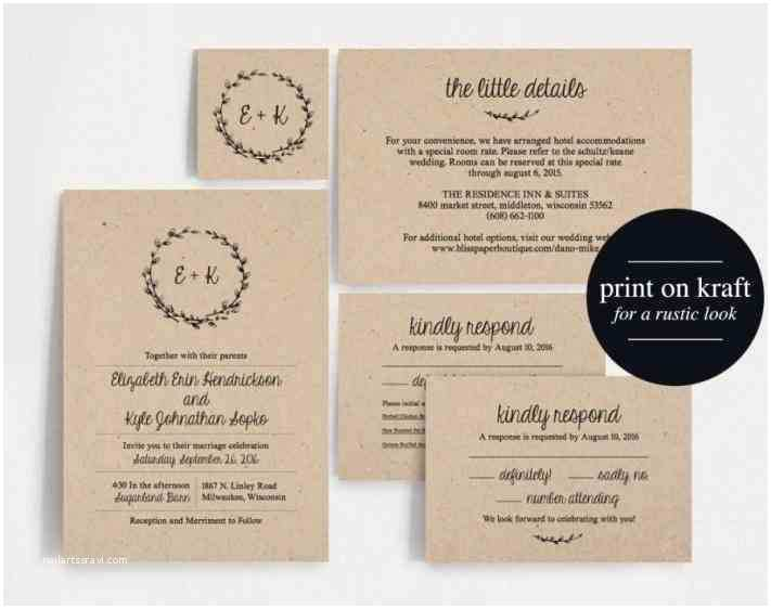 Kraft Paper Wedding Invitation Kit Kit Christmas Rhsandthingsorg Marvelous Designs Brown S