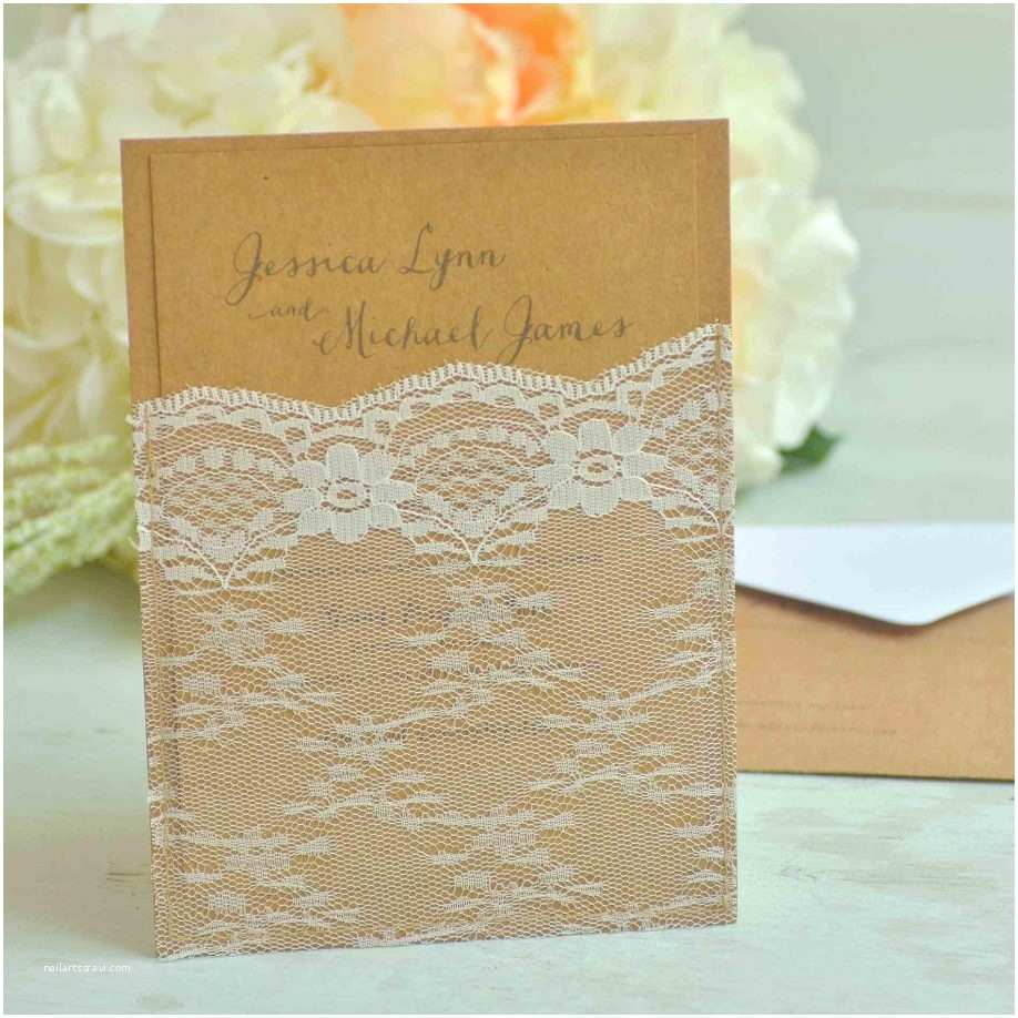 Kraft Paper Wedding Invitation Kit Kraft Paper Wedding Invitation Kit Wooden Rhsty atinonet