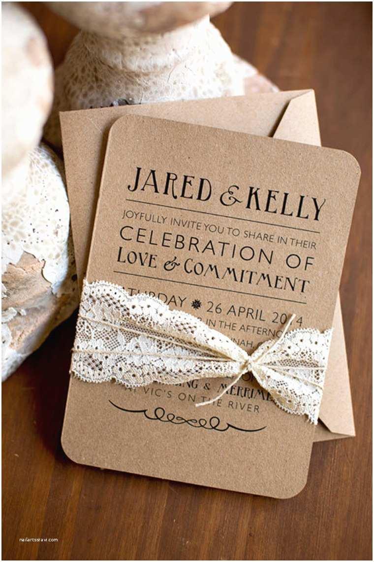 Kraft Paper Wedding Invitations Best Collection Kraft Paper Wedding Invitations