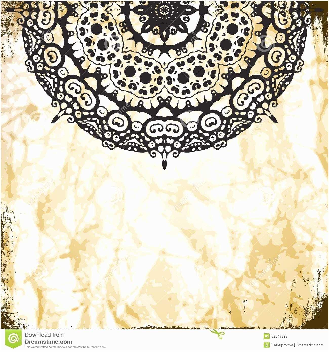 Lace Pattern Wedding Invitations Indian Wedding Invitation Background Designs