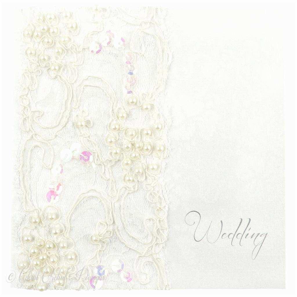 Lace Pattern Wedding Invitations Lace Wedding Invitation