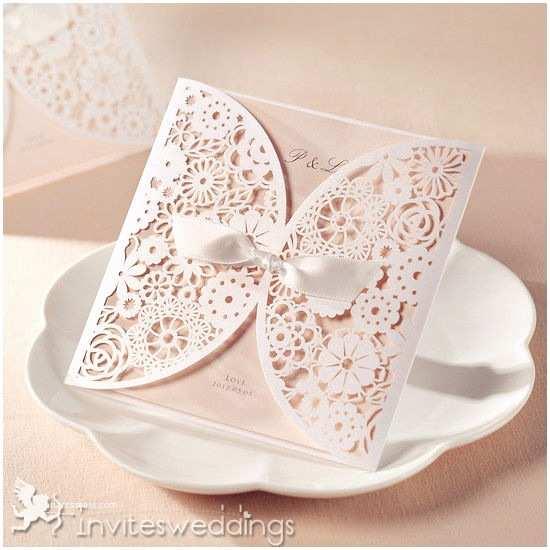 Lace Wedding Invitations Cheap Wedding Invitations Line Cheap Wedding Invites at