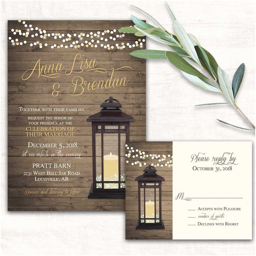 Lantern Wedding Invitations 2017 Wedding Invitations Trends Metal Lanterns as Decor