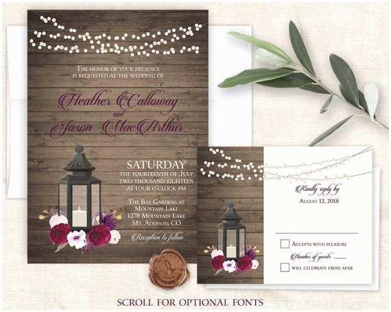 Lantern Wedding Invitations Lantern Wedding Invitations Blomwedding