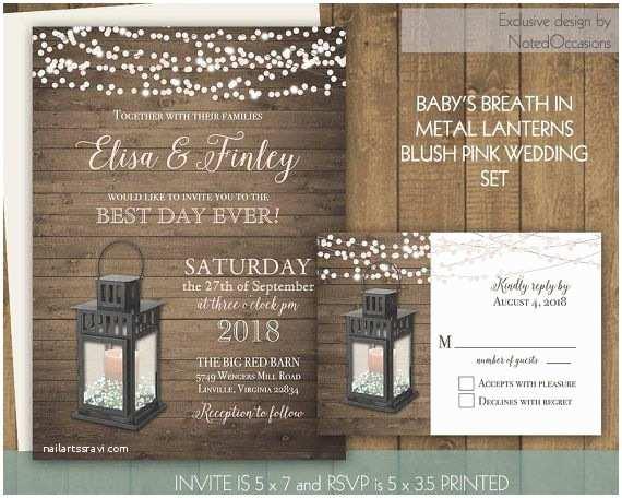 Lantern Wedding Invitations Lantern Wedding Invitations