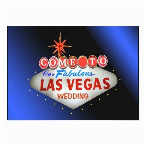 Las Vegas Wedding Invitations Custom Las Vegas Wedding Invitations