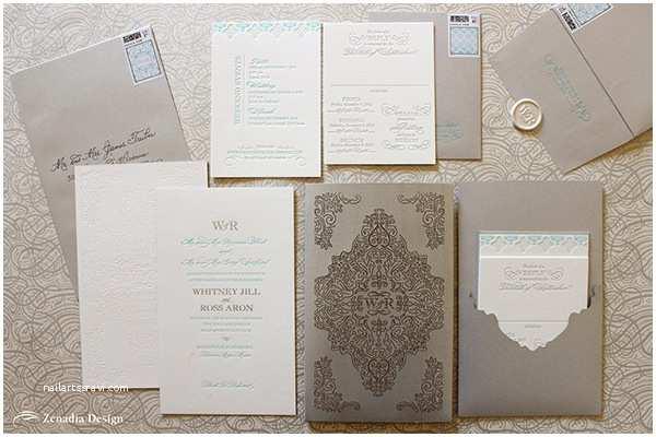Laser Cut Indian Wedding Invitations Laser Cut Wedding Invitations