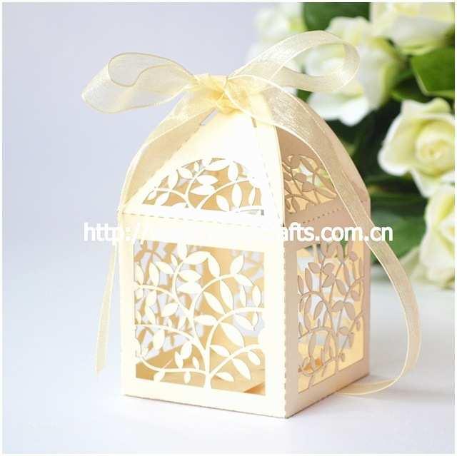 Laser Cut Indian Wedding Invitations Paper Material and Wedding Invitation Box Use Laser Cut
