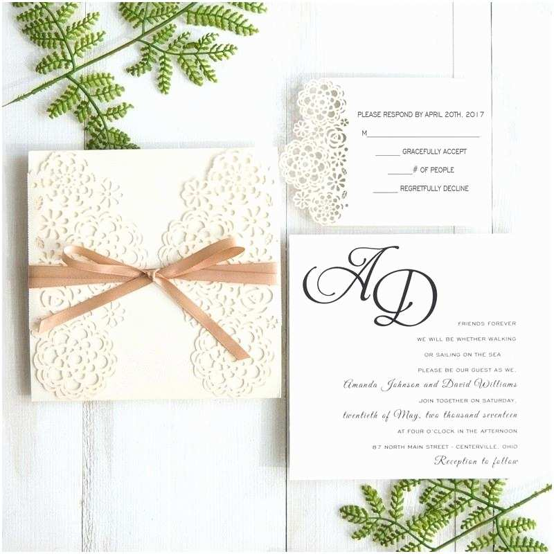 Laser Cut Wedding Invitations Near Me Floral Wedding Invitations Printable Invitation Paper Free