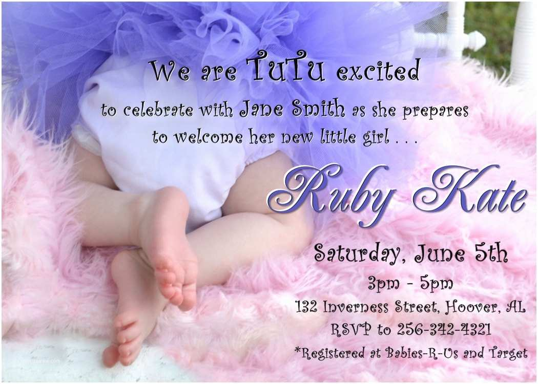 Lavender Baby Shower Invitations Lavender Baby Shower Invitations