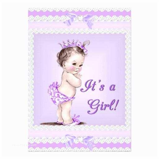 Lavender Baby Shower Invitations Purple Baby Shower Invitations