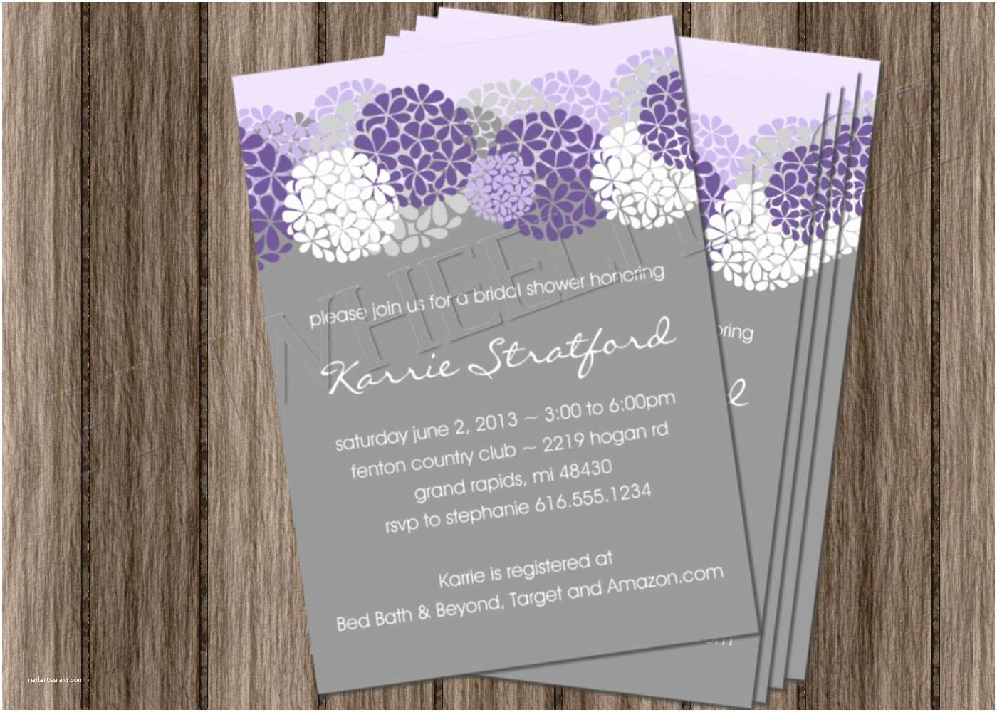 Lavender Baby Shower Invitations theme Purple Zebra Baby Shower Invitations Purple Baby
