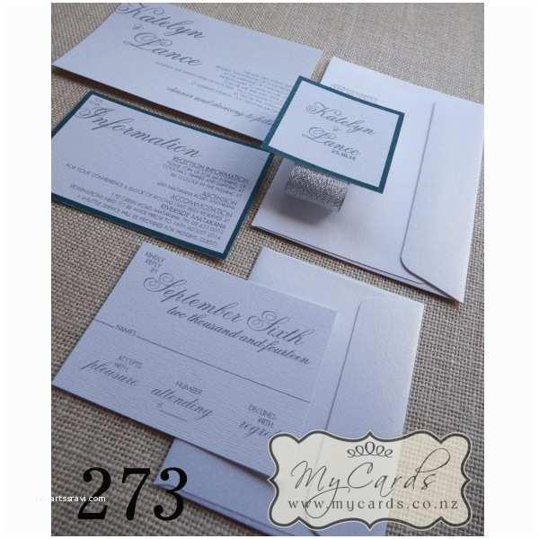 Layered Wedding Invitations A6 Layered Wedding Invitation Design 273
