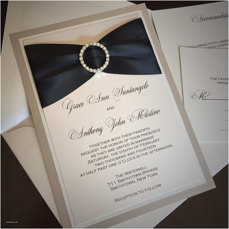 Layered Wedding Invitations Grace Ann Layered Wedding Invitation