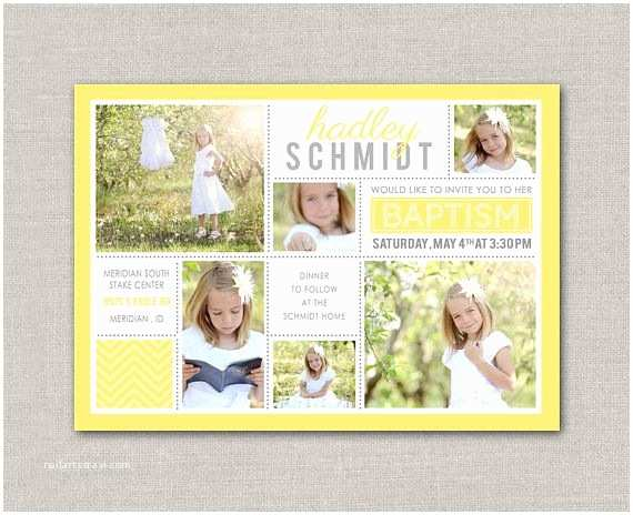Lds Baptism Invitations 37 Best Images About the Girls On Pinterest