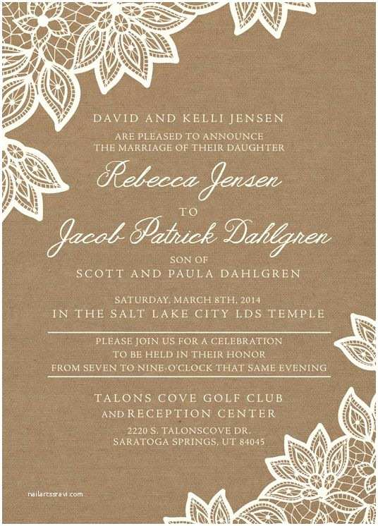 Lds Wedding Invitations 136 Best Lds Wedding Invitations Images On Pinterest