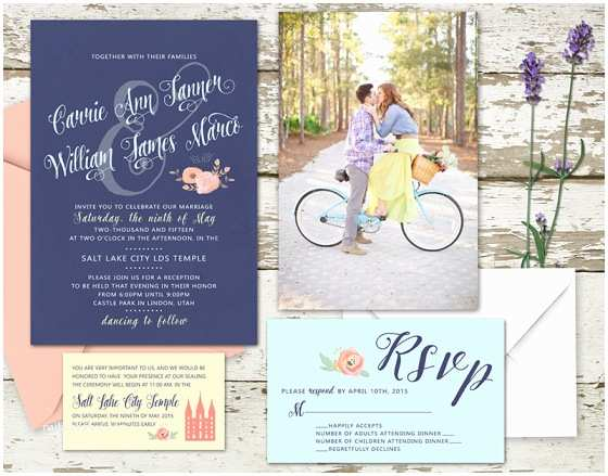 Lds Wedding Invitations top Pantone Colors for Spring 2015