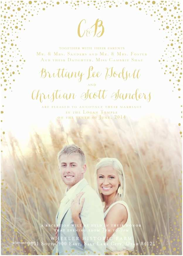 Lds Wedding Invitations Wedding Open House Invitation Wording