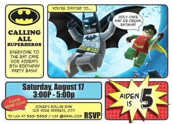 Lego Batman Party Invitations 174 Best Cake Designs Images On Pinterest