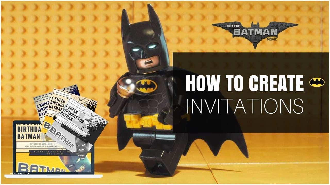 Lego Batman Party Invitations Lego Batman Birthday Party Invitations Mickey Mouse