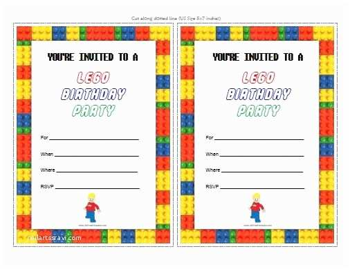 Lego Party Invitations 25 Best Ideas About Lego Birthday Invitations On