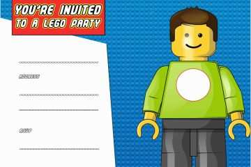 photo regarding Printable Lego Invitations named Lego Occasion Invites Cost-free Printable Lego Birthday
