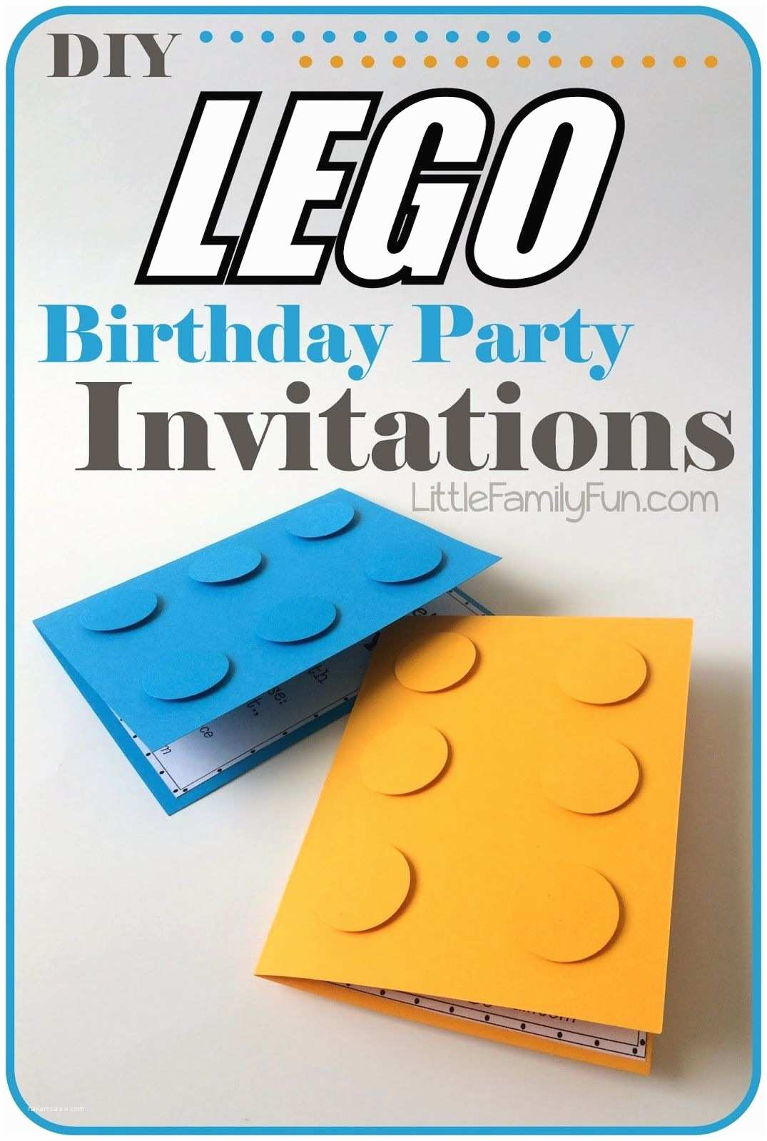 Lego Party Invitations Lego Party Invitations S and for
