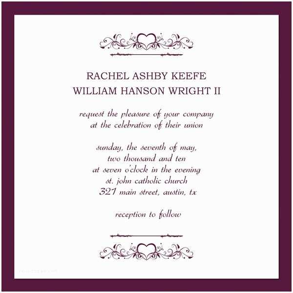 Lesbian Wedding Invitation Wording Lesbian Wedding Invitations Template