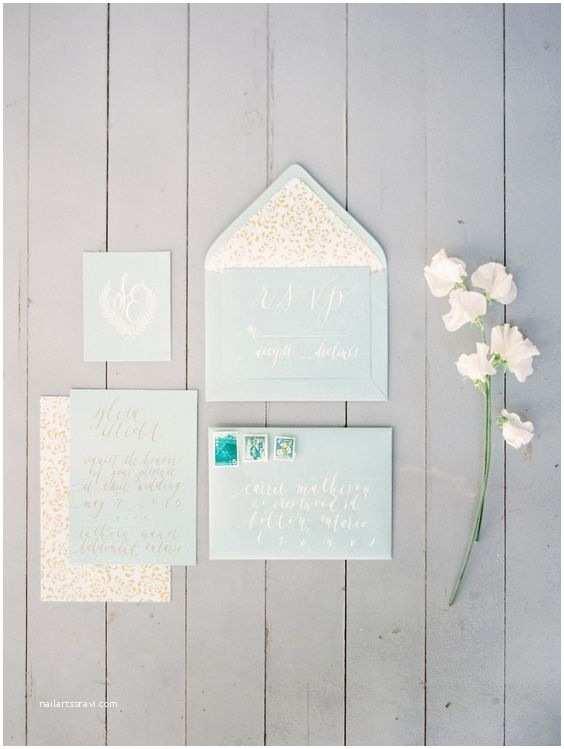 Light Blue Wedding Invitations 34 Spring Wedding Stationary Ideas That