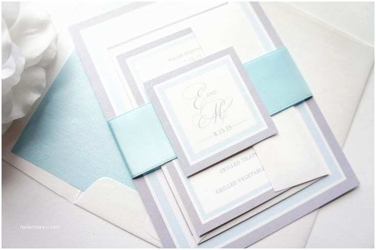 Light Blue Wedding Invitations Best 25 Blue Grey Weddings Ideas On