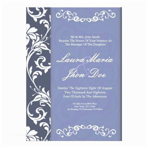 Light Blue Wedding  Light Blue Damask Wedding