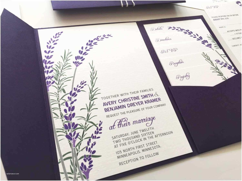 Lilac Wedding Invitations Lavender Wedding Invitations Lavender Wedding Invitations