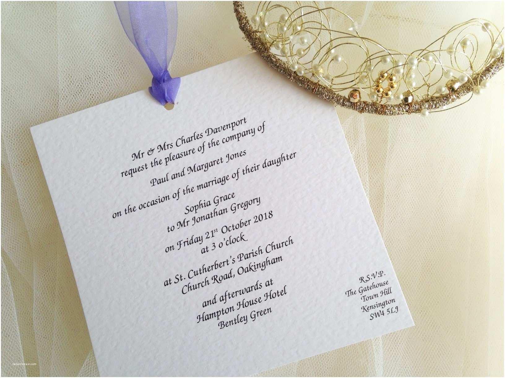 Lilac Wedding Invitations Lilac Wedding Invitations